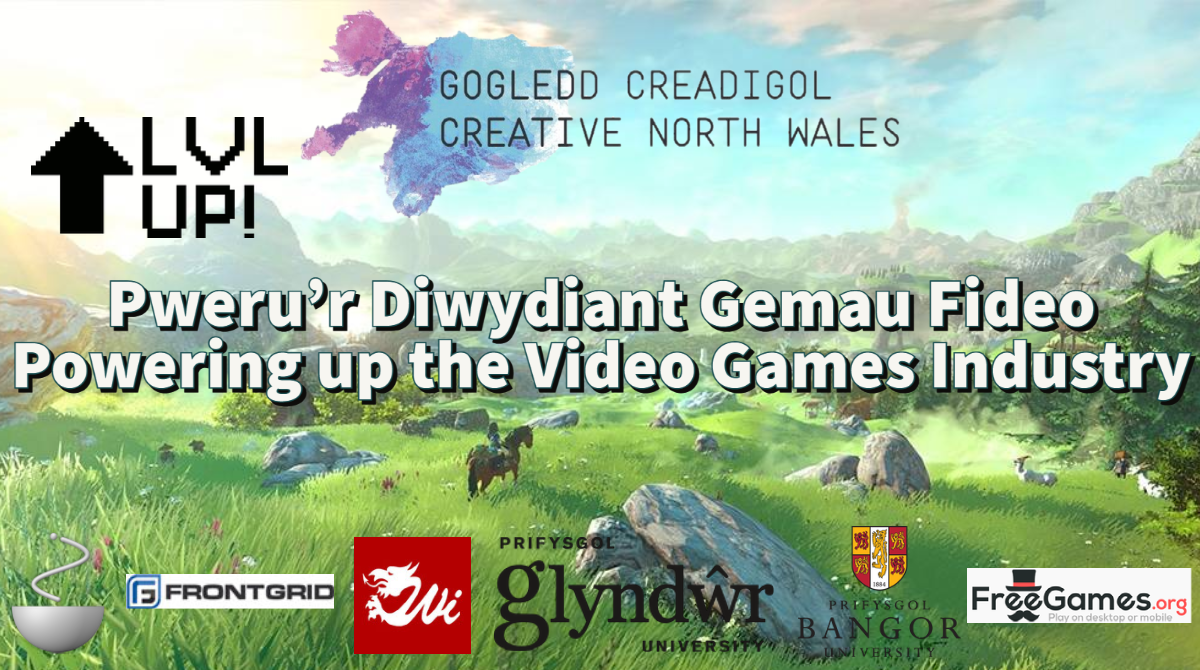 Event: Powering Up the Video Games Industry